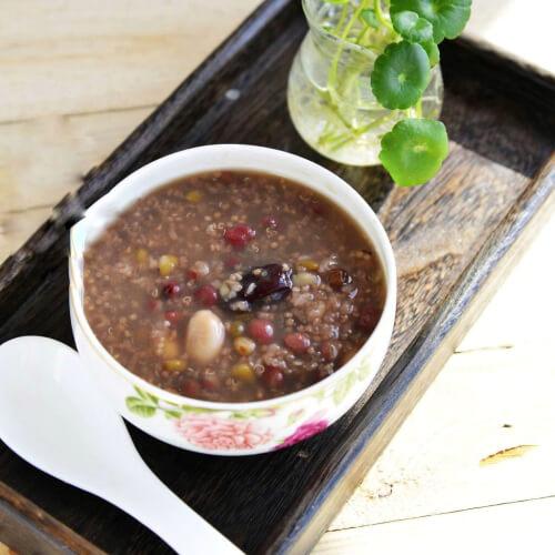 暖心红豆粥
