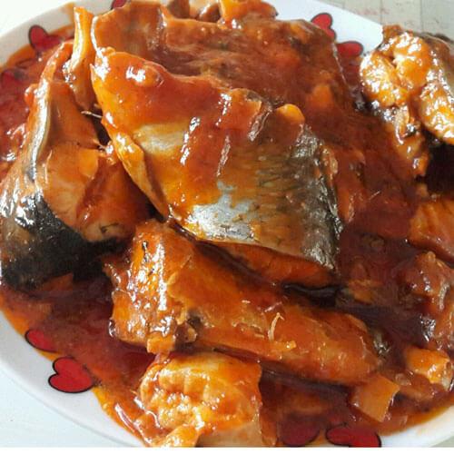 番茄汁沙丁鱼