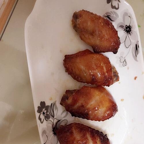 慈菇蜜汁鸡中翅