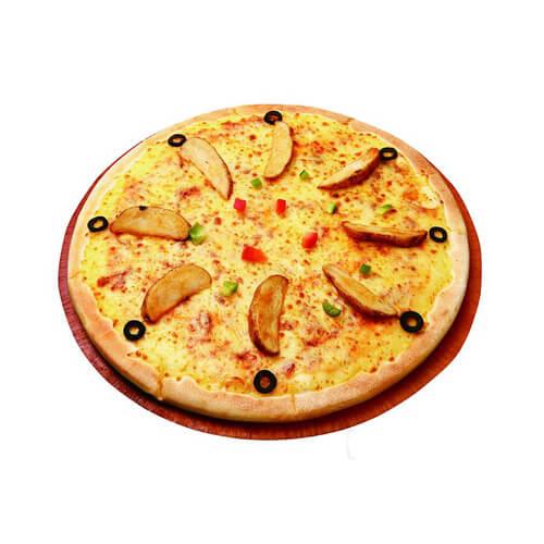 第一次做Pizza