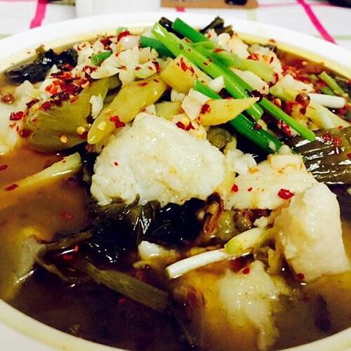 酸菜龙俐鱼