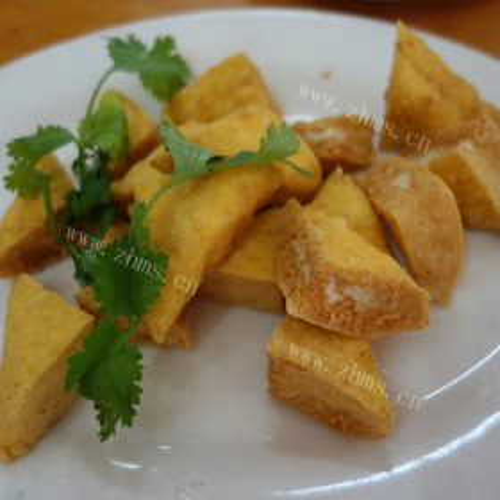 盐水炸豆腐