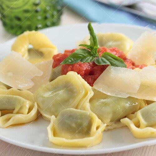 意大利菠菜芝士混沌