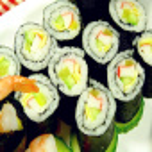 #爱美食#简易寿司