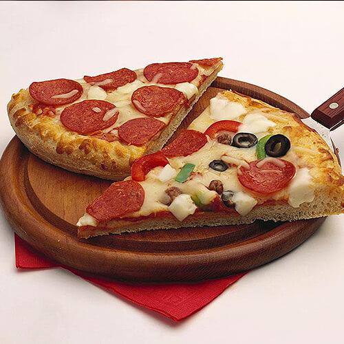 哈尔滨风干肠披萨