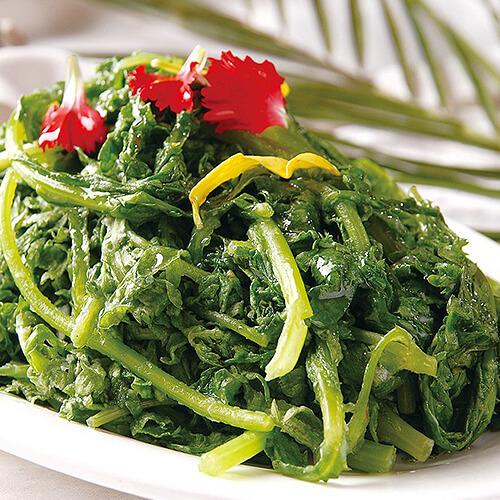 美味蒸野菜