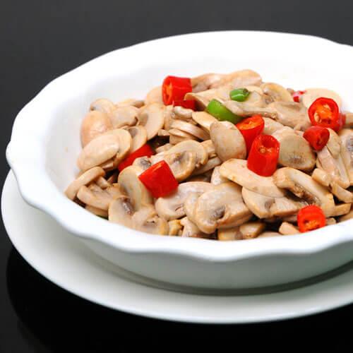 鲜蘑番茄鱼丸汤