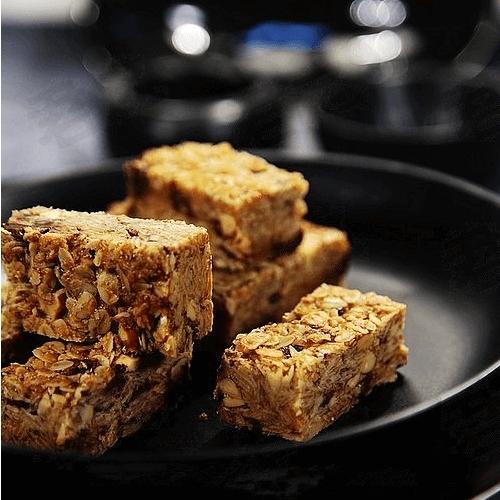 坚果巧克力燕麦能量块