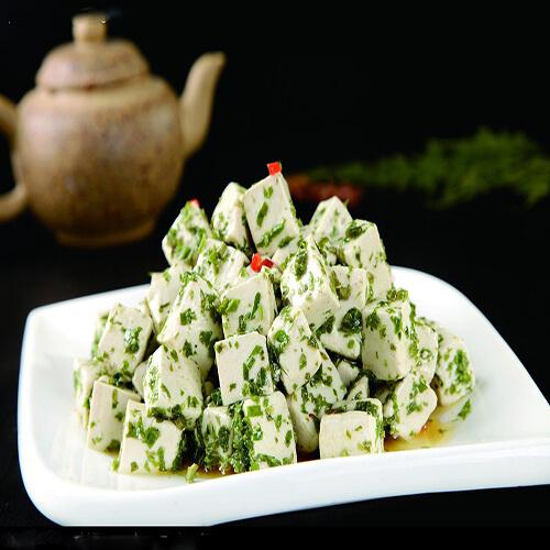 香椿拌豆腐