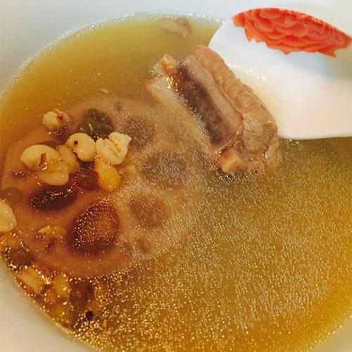 元宵薏米绿豆汤