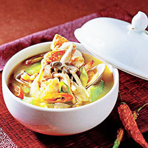 健康美食之冬阴功汤
