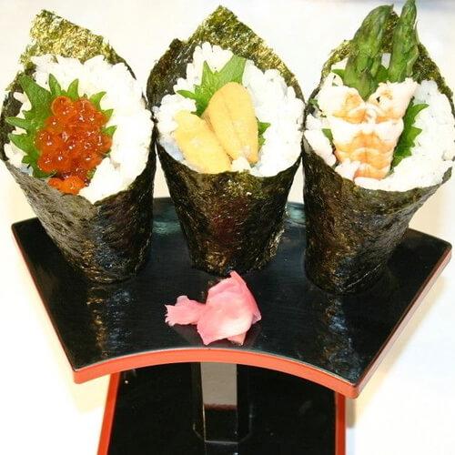 日本手握寿司