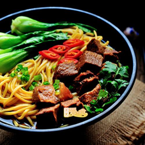 牛肉汤烩萝卜菜