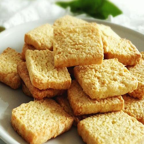 燕麦椰蓉小饼