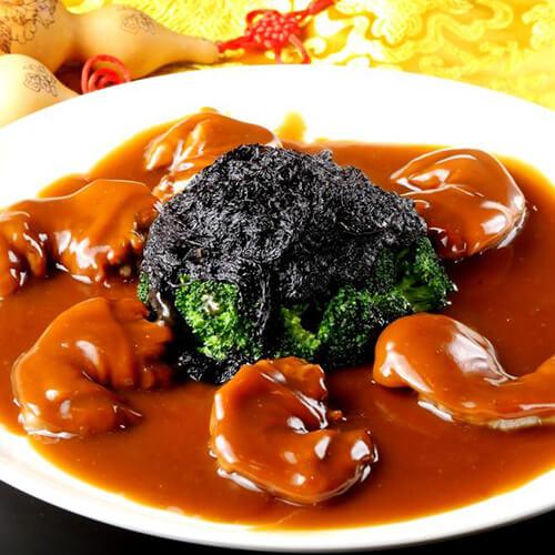 发菜蚝豉猪手