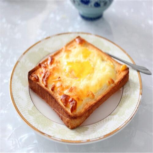 芦笋奶酪土司