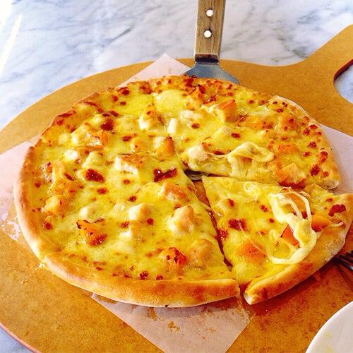 7寸榴莲披萨