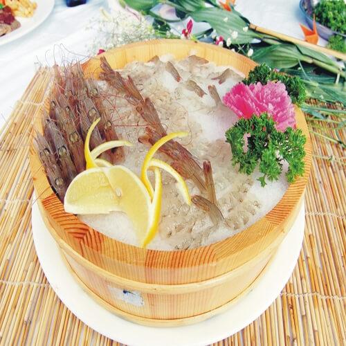 九节虾瘦肉汤