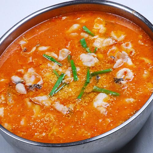 番茄炖红娘鱼