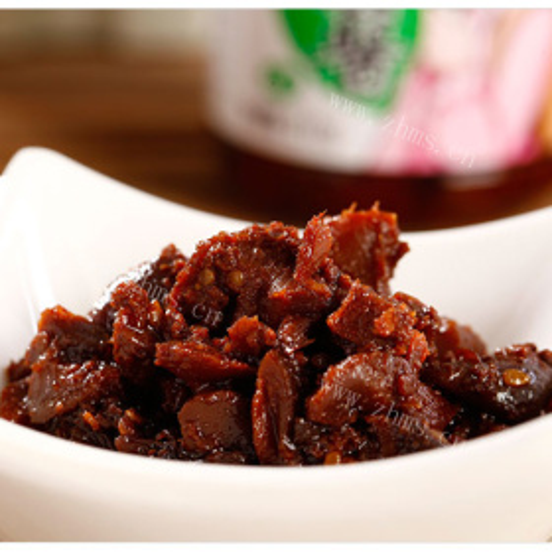 仲景香菇酱蒸排骨