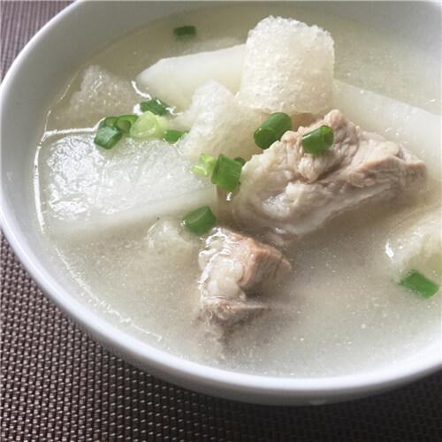 竹荪山药小排汤