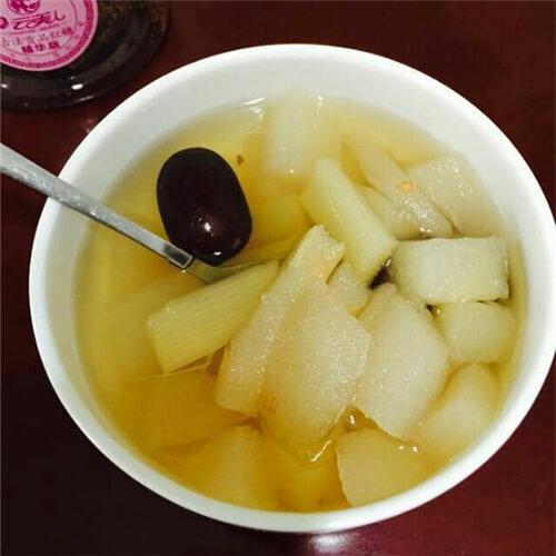 红枣甘蔗糖水