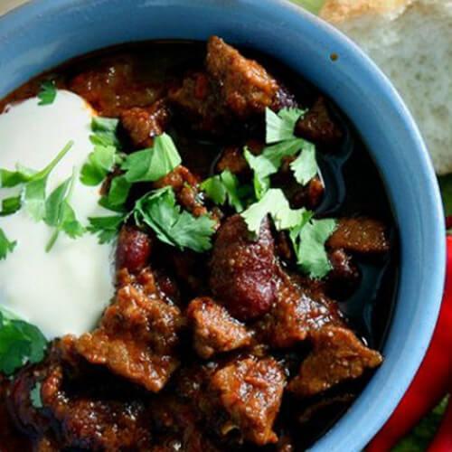 墨西哥风味炖牛肉
