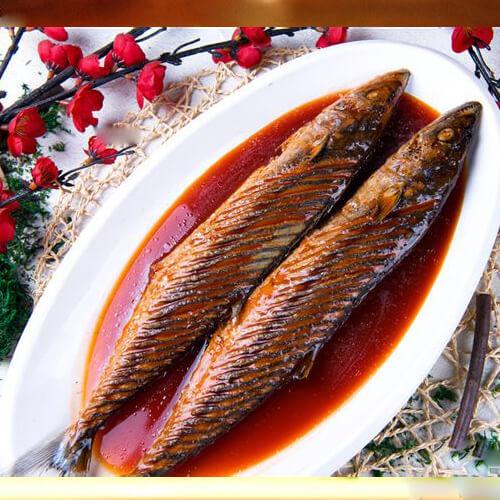 潮式煮鲅鱼