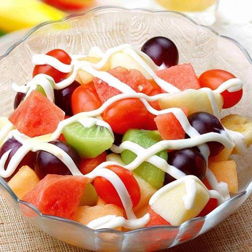 美味水果沙拉