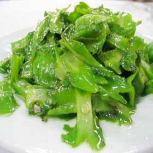 清炒四棱豆