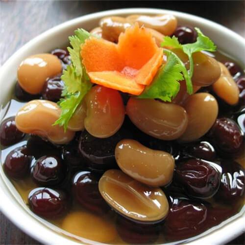 芸豆红枣小米粥