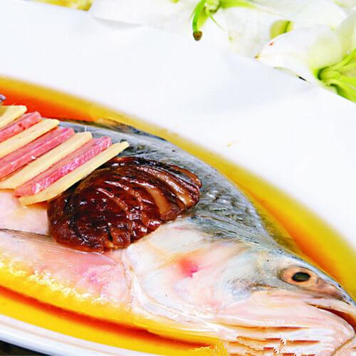 鲜美的清蒸鲥鱼