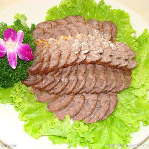 传统版酱牛肉
