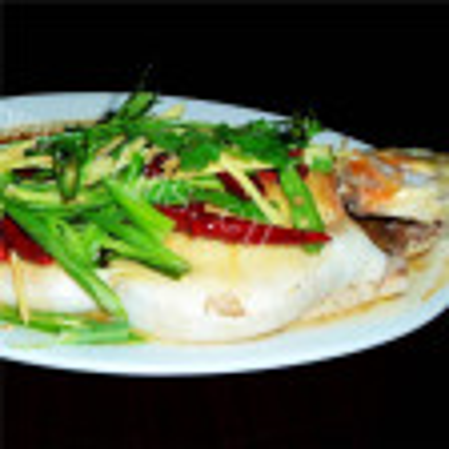 清蒸金鳟鱼