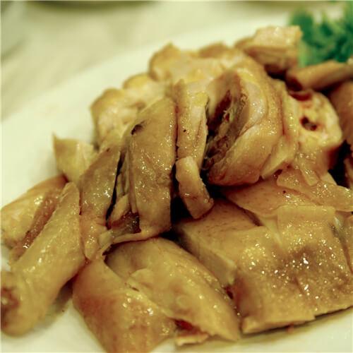 香煎姜蓉鸡块