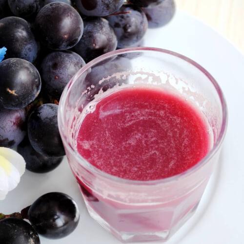 自制葡萄汁