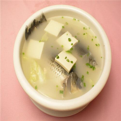 滋补豆腐汤