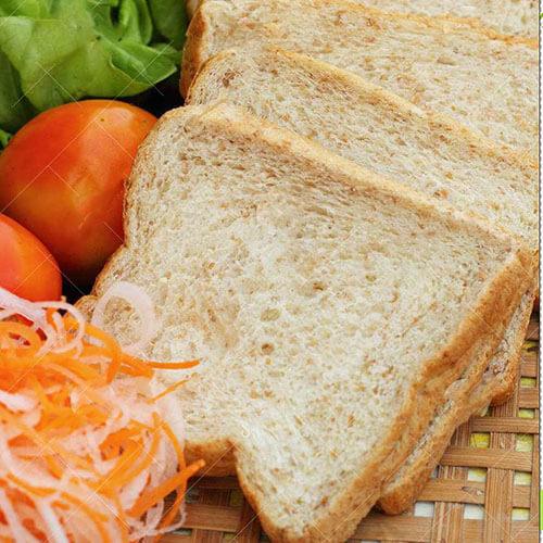 全麦蔬菜面包