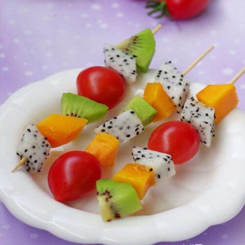 水果沙拉串