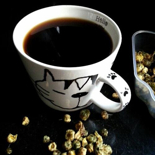 罗汉果五花茶