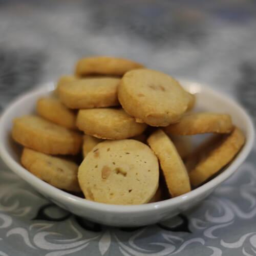 花生奶油小饼干