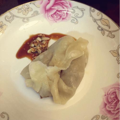 牛肉粉蒸饺