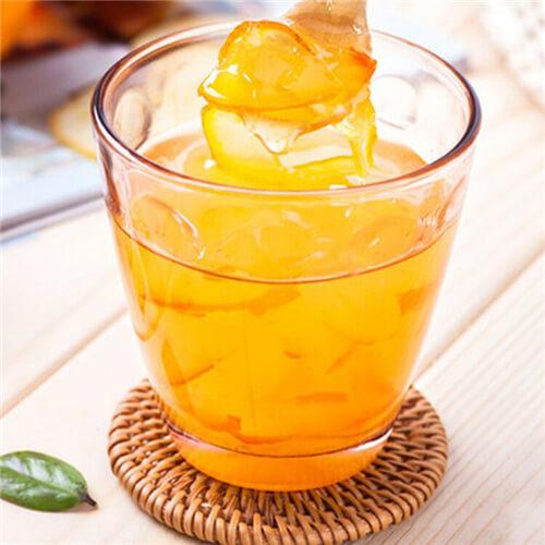 柚子蜂蜜茶