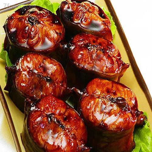 菜脯炒海鳗