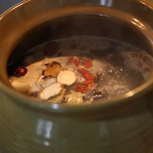 川芎白芷瘦肉汤