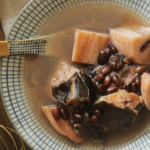 黑豆鲶鱼汤
