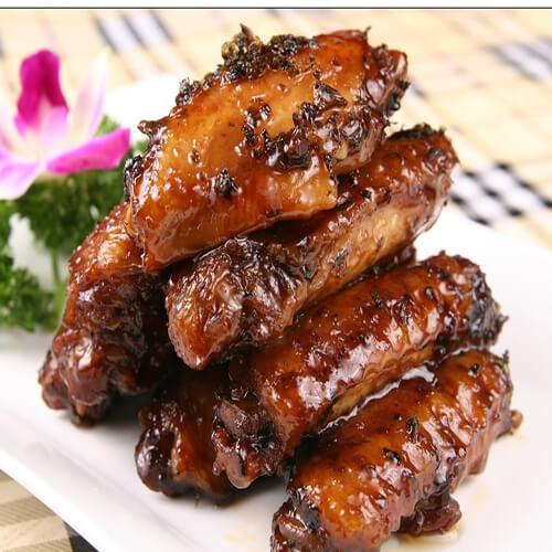 梅干菜烧鸡