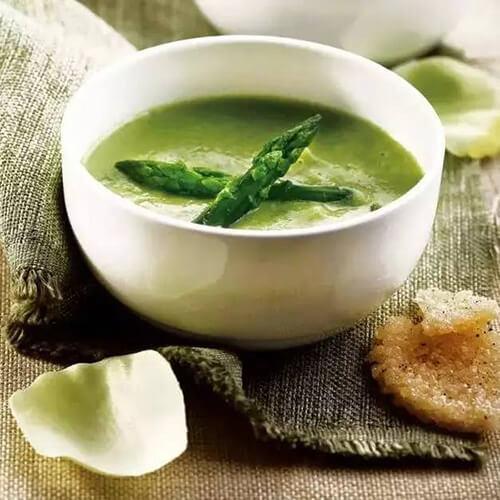 芦笋土豆洋葱浓汤
