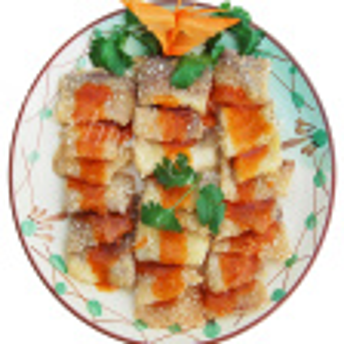 清香橙汁鱼
