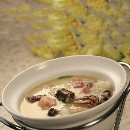 鸡炖黄鳝汤